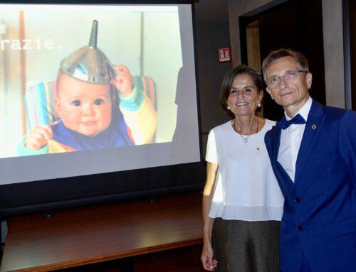 Il Lions Club Verbano Borromeo accanto all'Associazione Neuroblastoma